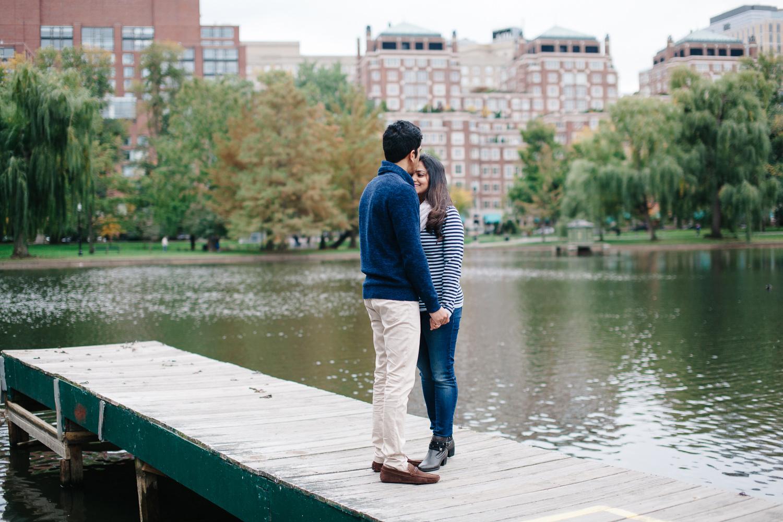 Engaged in Boston | Boston Wedding Photographer