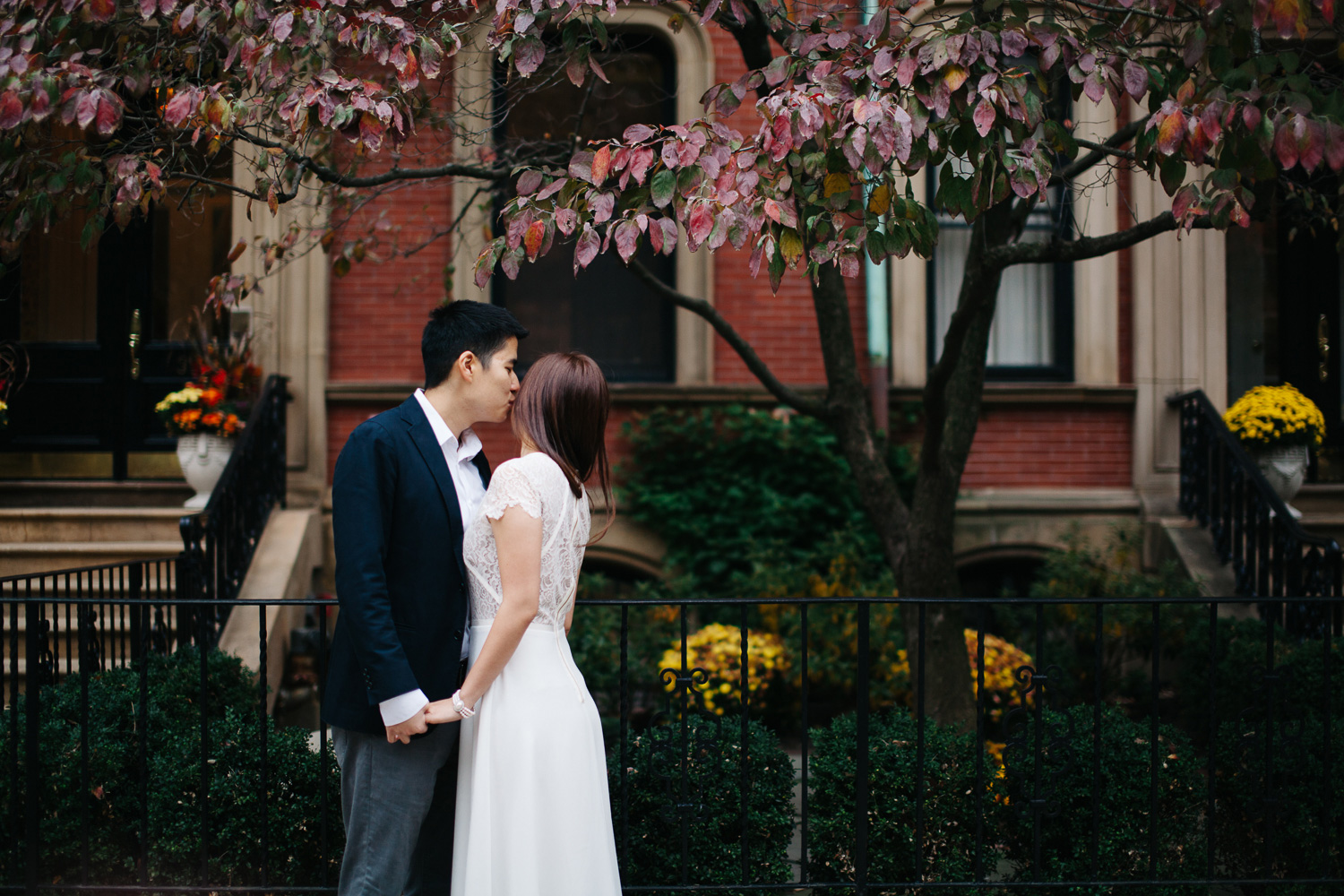 Back Bay engagement session | Boston Wedding Photographer