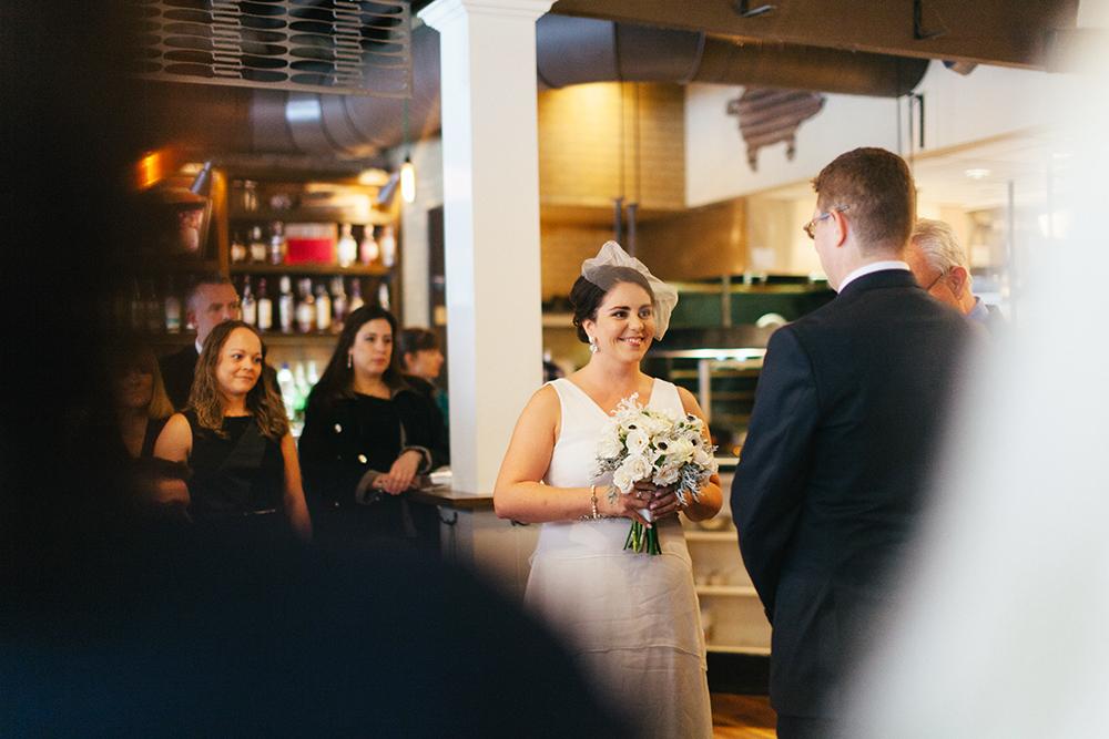 Wedding at Kirkland Tap & Trotter