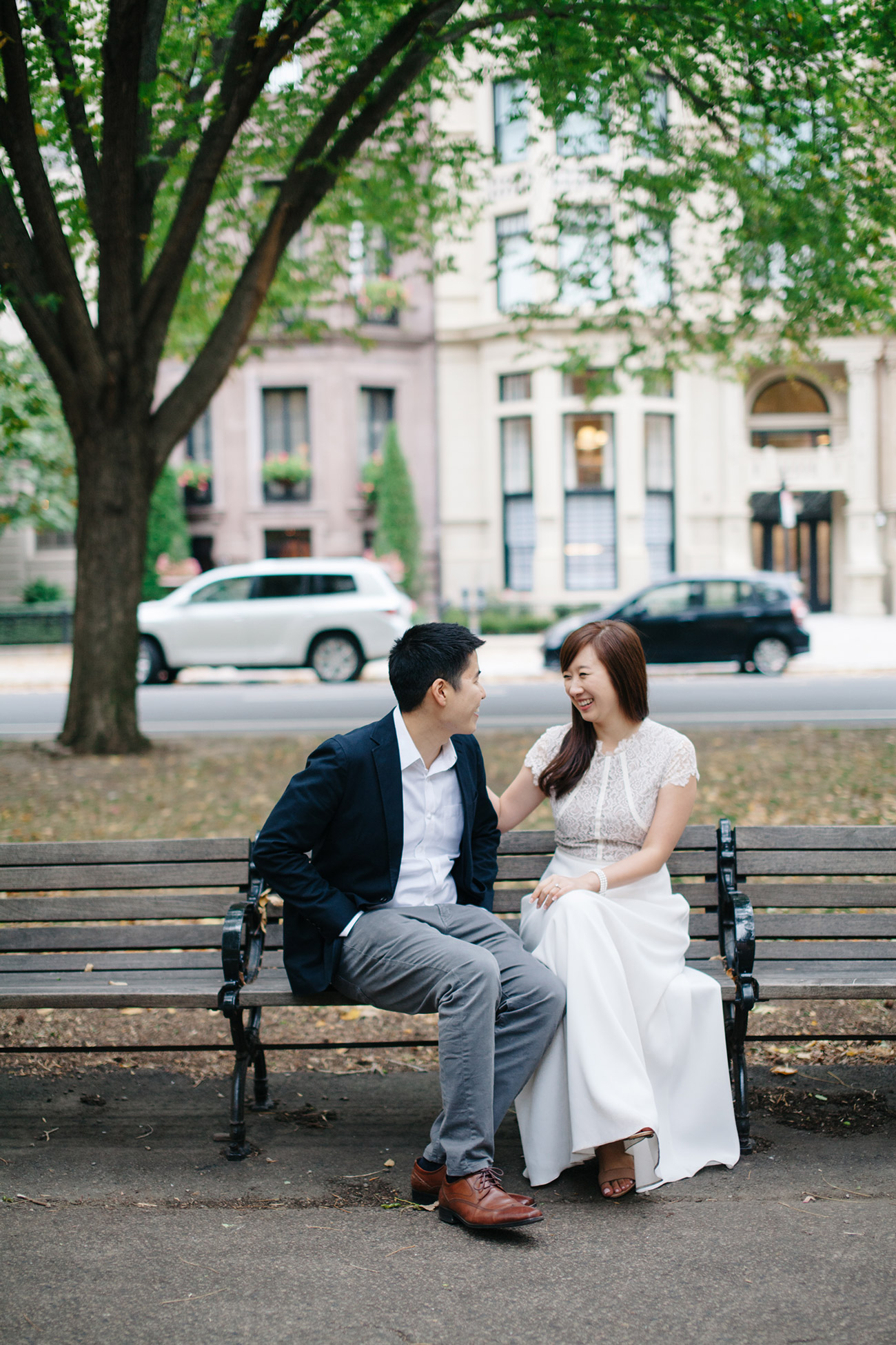 back bay engagement boston
