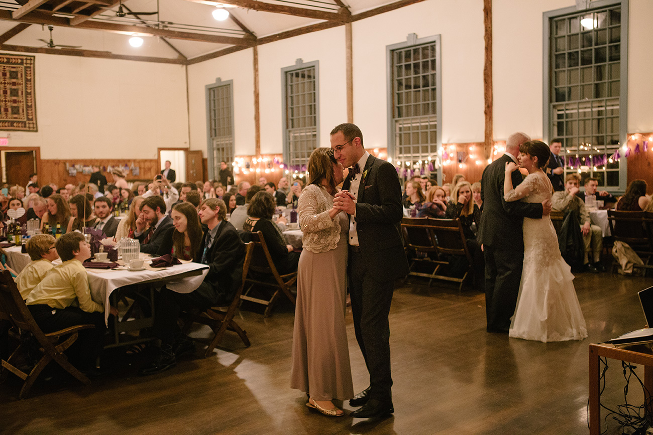 concord scout house wedding