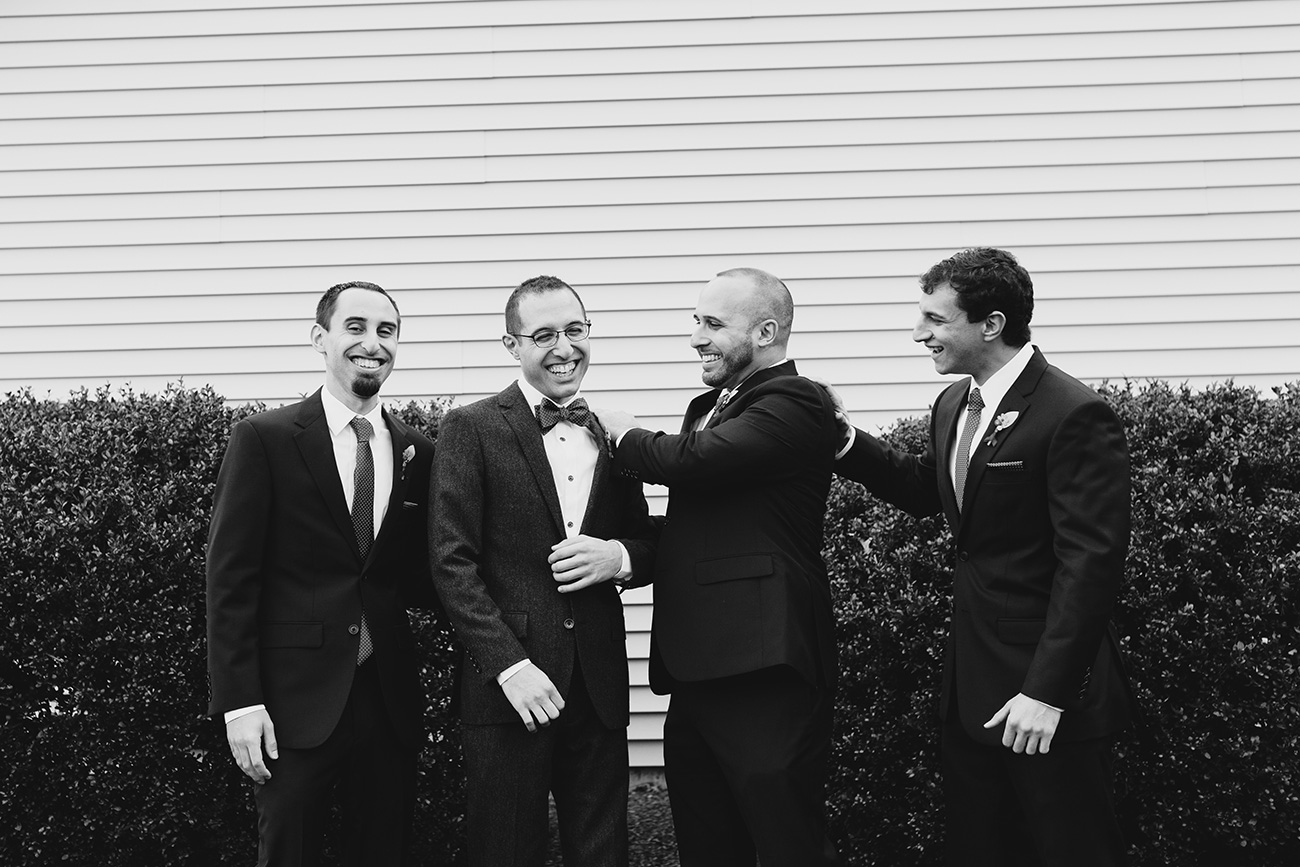 Groom & Groomsmen | candid wedding photography