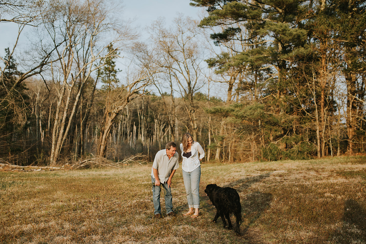Appleton Farms, MA Engagement Photography // Greater Boston Wedding Photographer