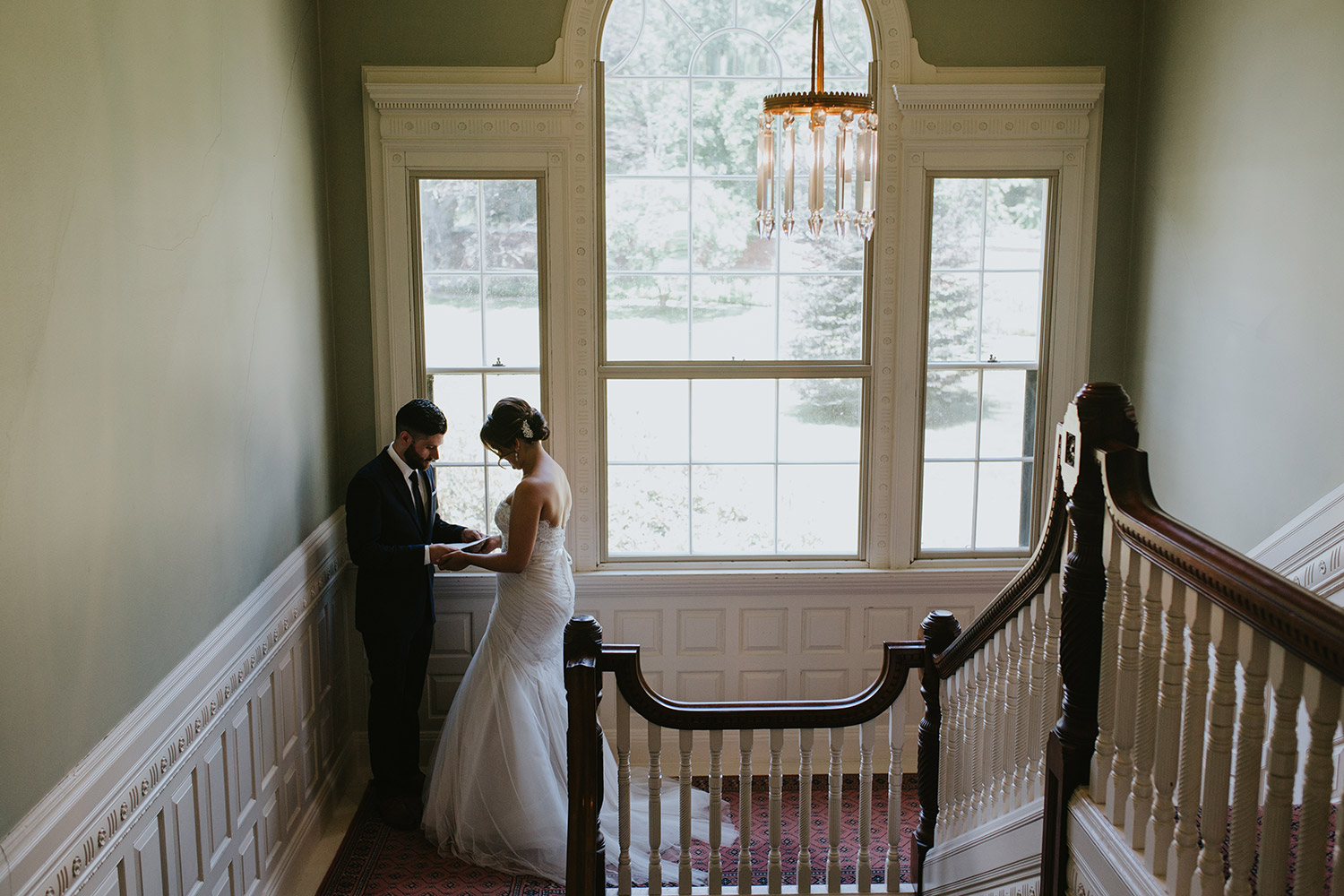 Lyman Estate Wedding // Boston Wedding Photographer
