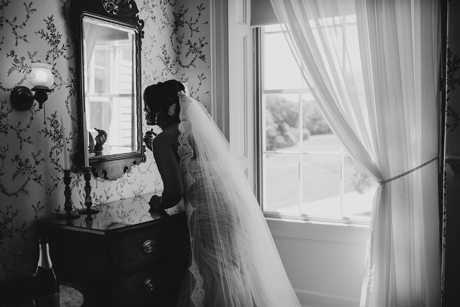 Lyman Estate Wedding | Boston Wedding Photography