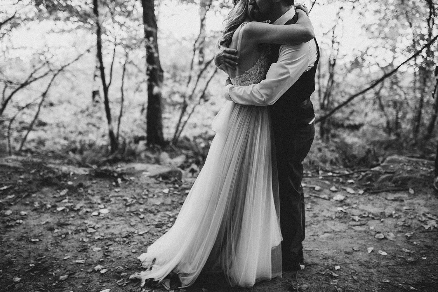 Forest Wedding | Lauren + Zack