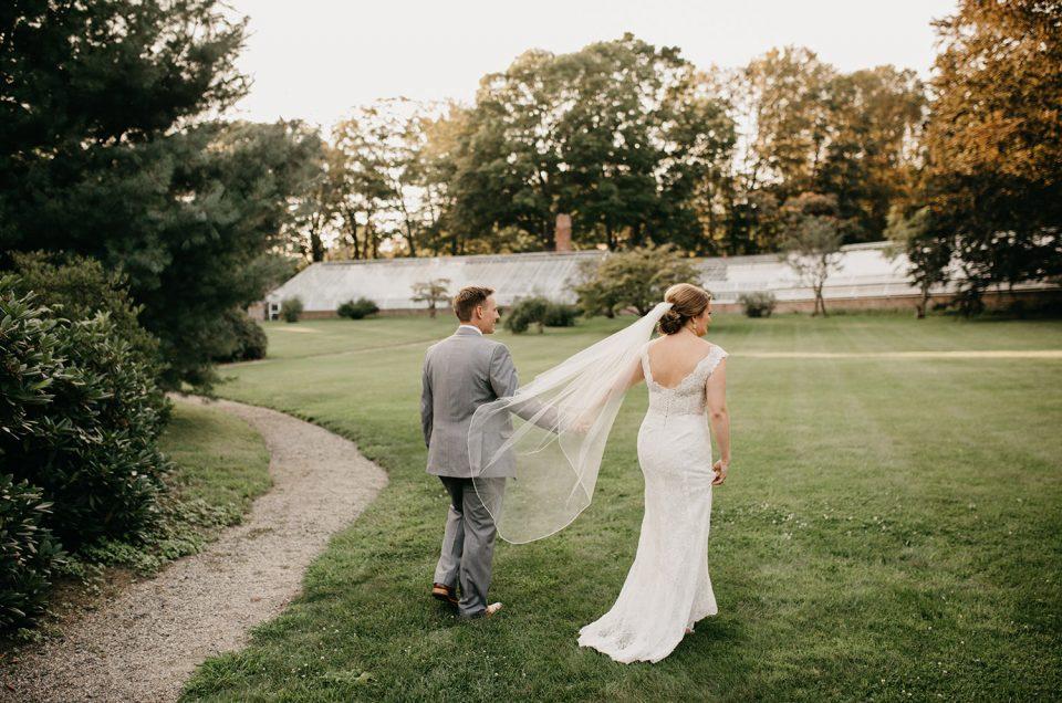 Lyman Estate Wedding | Katie + Chase