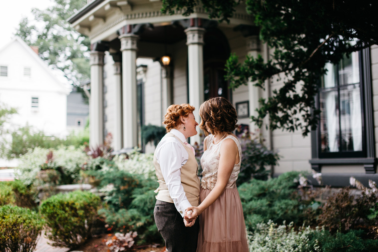 Taylor House Wedding // Boston Wedding Photographer