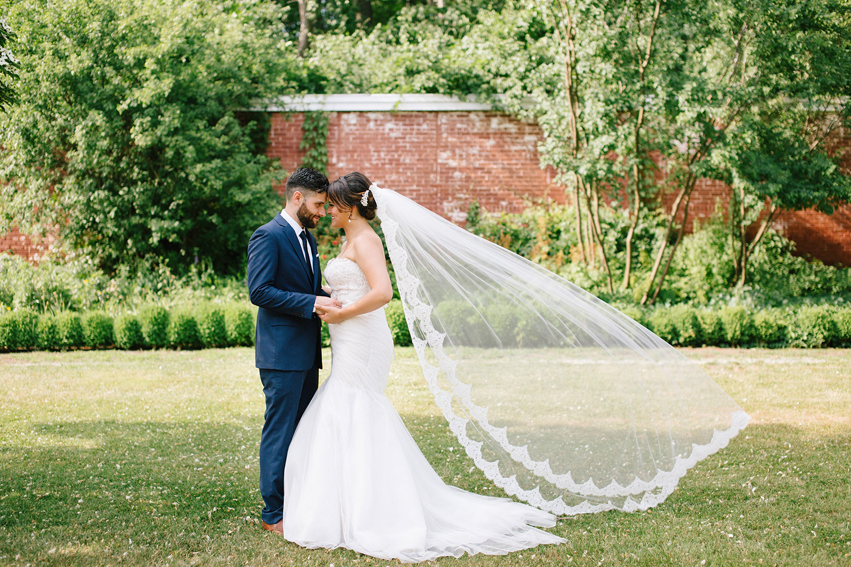 Lyman Estate Wedding | Boston Wedding Photography