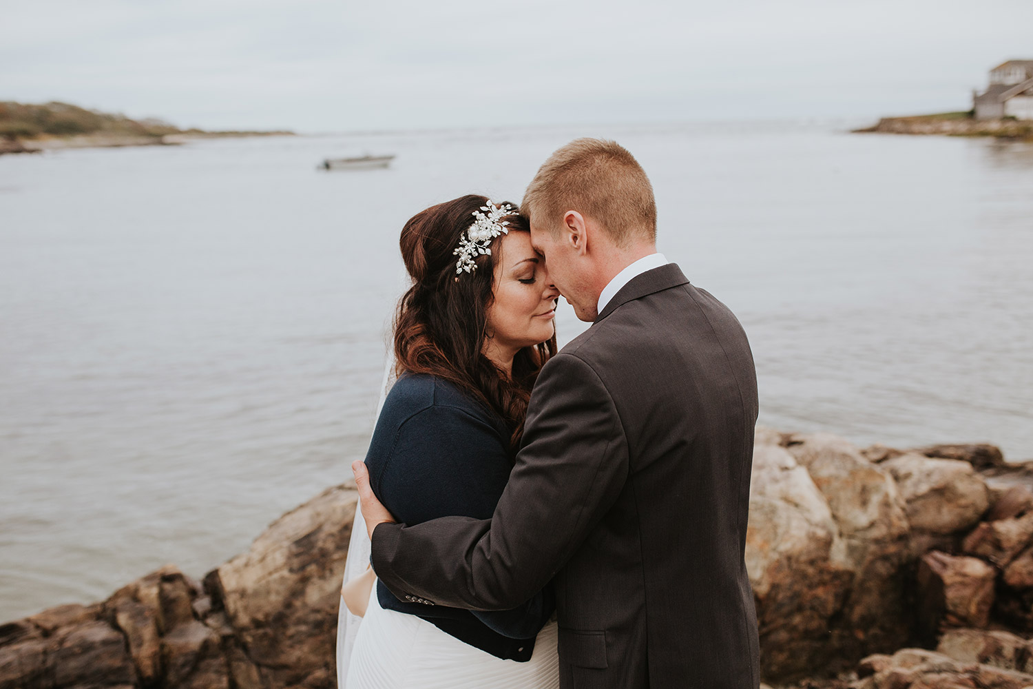 Cape Porpoise Wedding, Maine