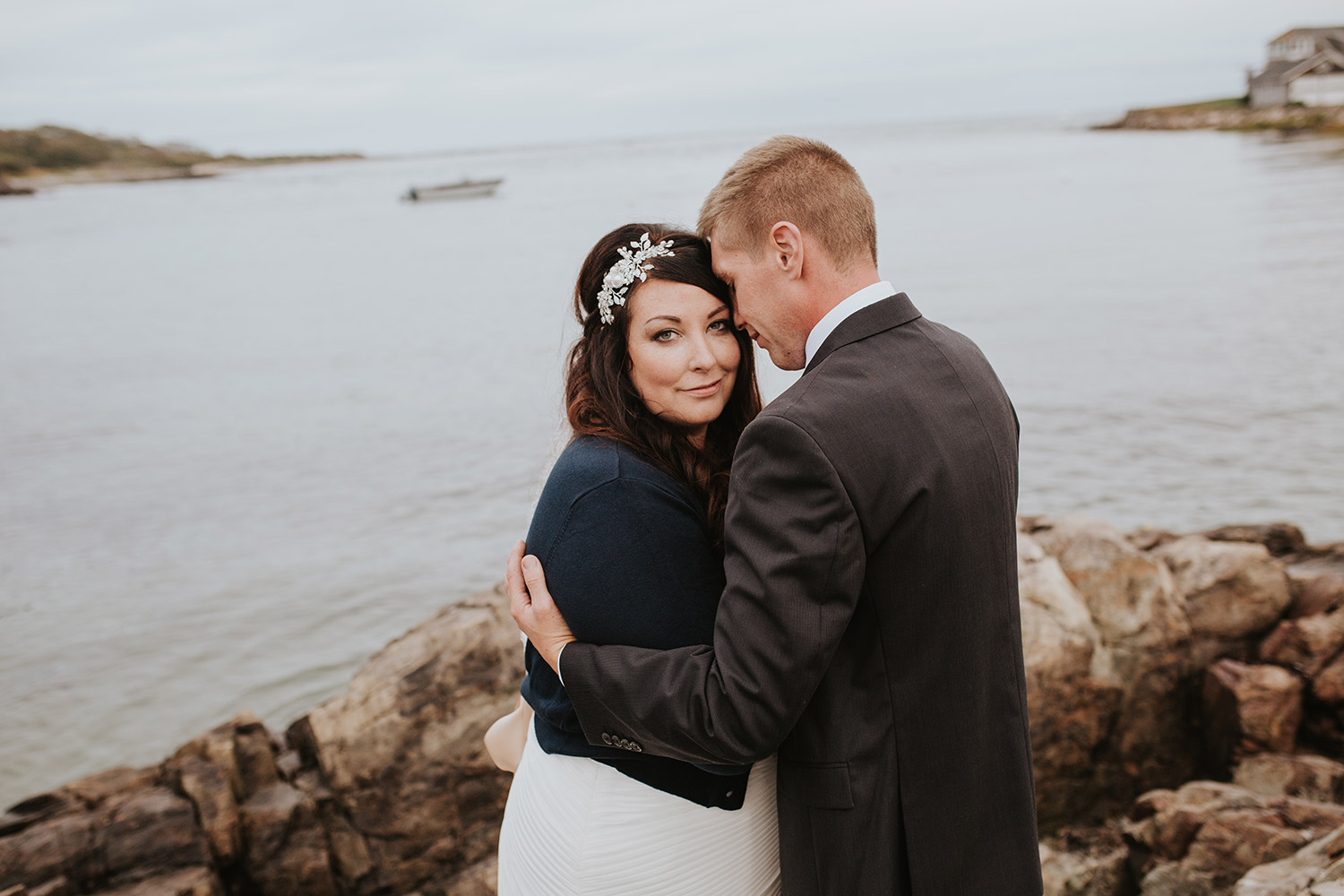 Cape Porpoise Wedding | Maine