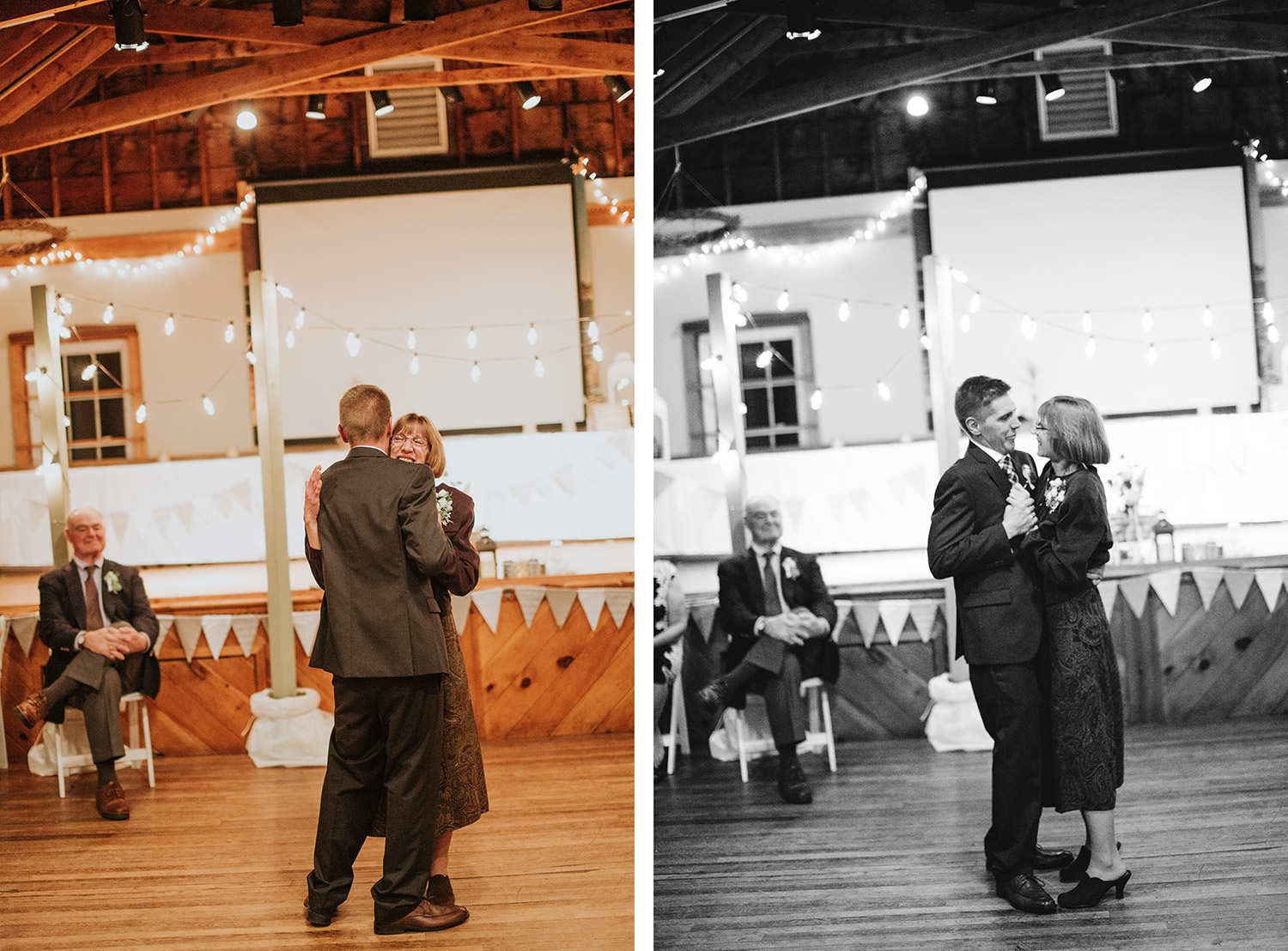 Atlantic Hall Wedding, Cape Porpoise | Maine