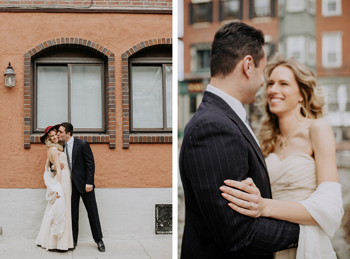 europe inspired engagement session