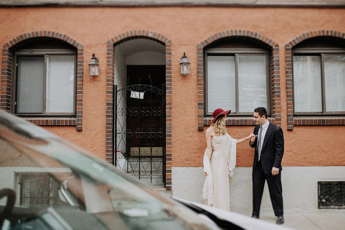 engagement photo boston