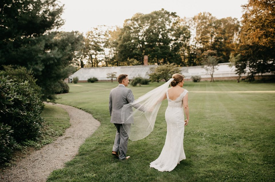 Lyman Estate Wedding | Katie + Chase