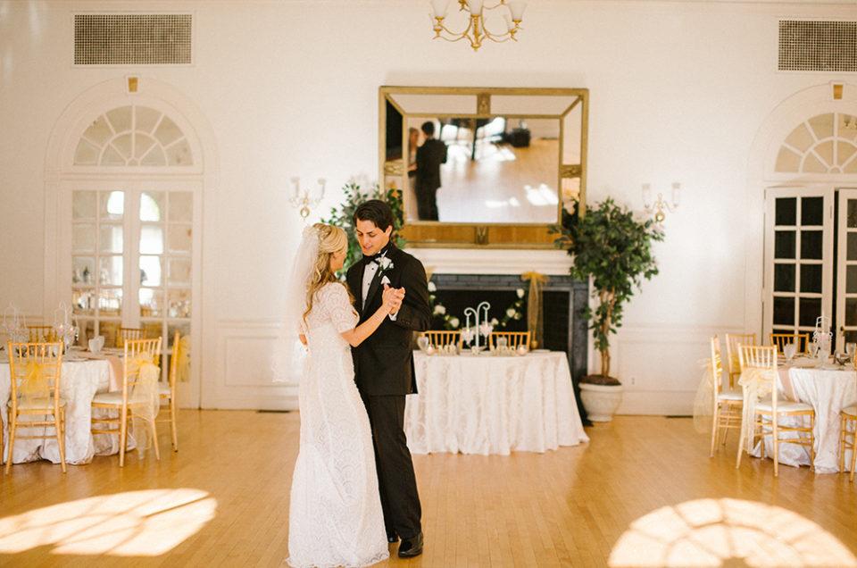 Milton Hoosic Club Wedding