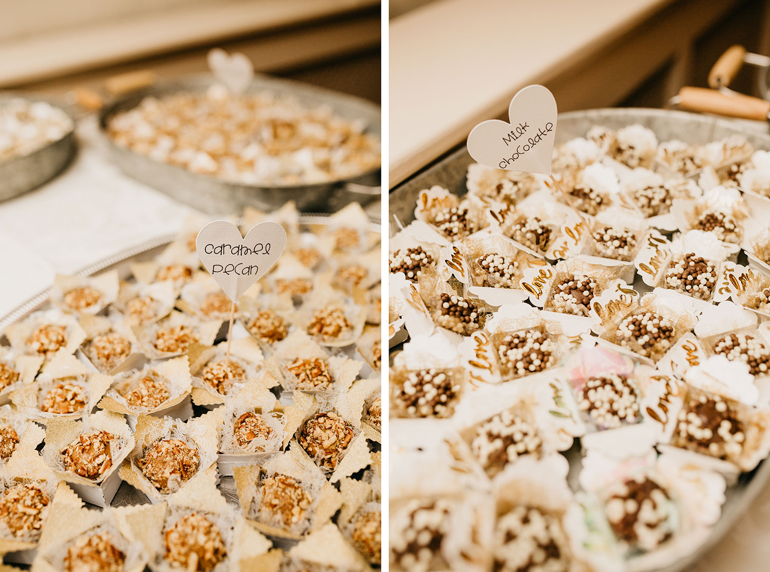 hamilton hall wedding, salem, ma | desserts
