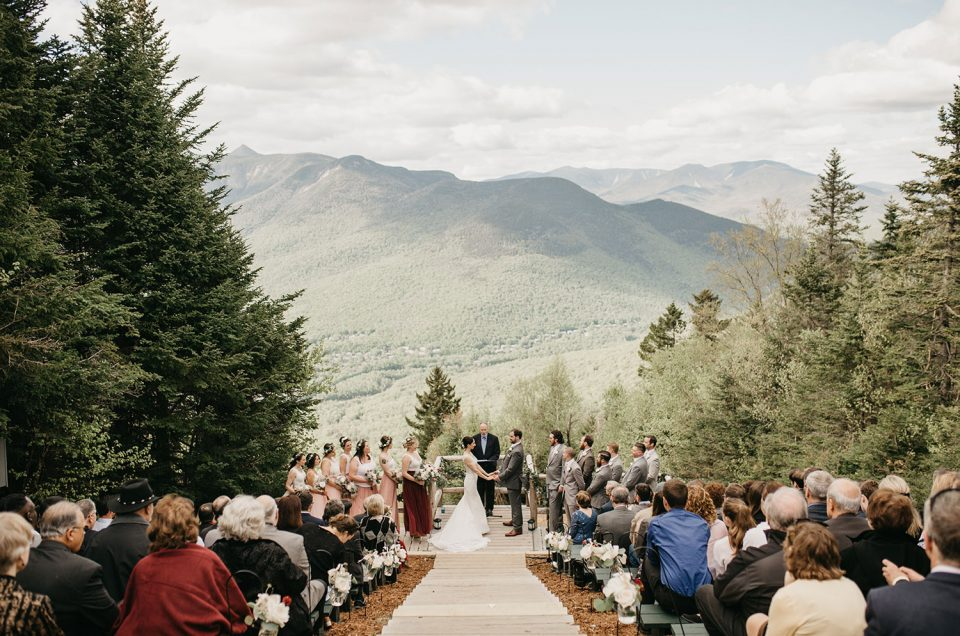 Loon Mountain Wedding | New Hampshire